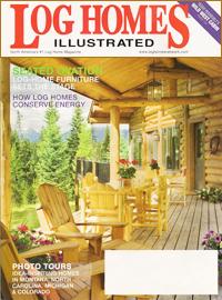 Custom Log And Hybrid Homes Country Comfort Homes Inc